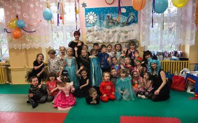 Zabawa Karnawałowa w Przedszkolu