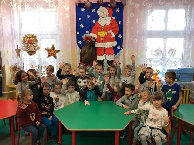 Czekamy na Ciebie Święty Mikołaju !