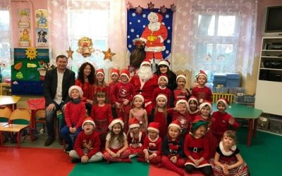 Witaj Święty Mikołaju :)