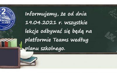 Informacja 19.04.2021.