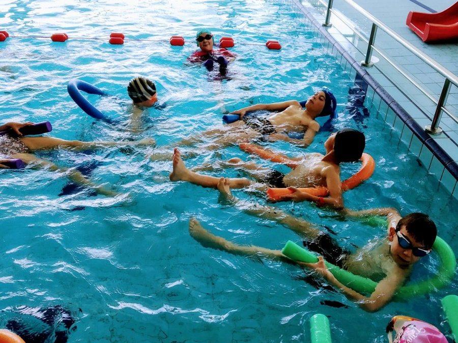 """Program """"Umiem pływać"""" w klasie 2."""