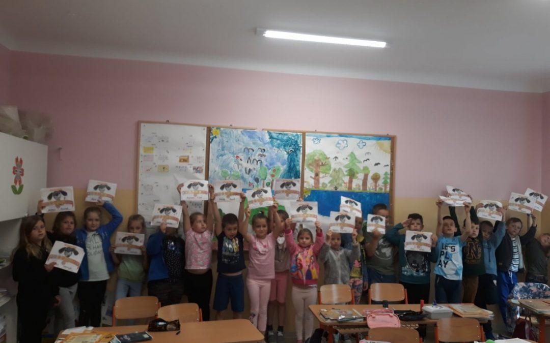 Język angielski w klasie 1👌
