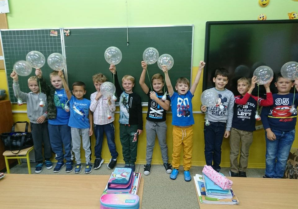 Dzień Chłopca w klasie 1😁