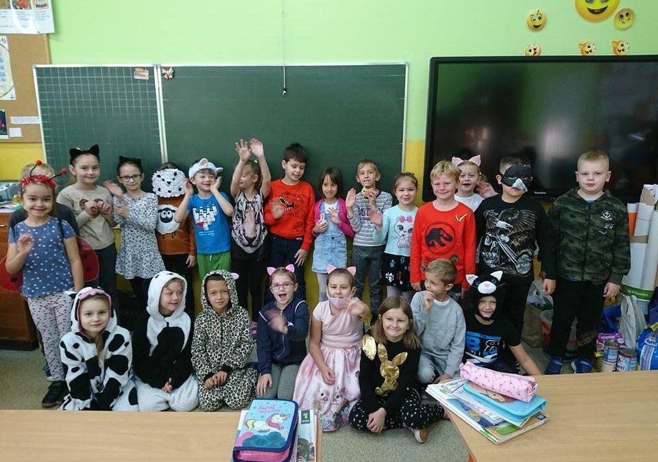 Dzień Zwierząt w klasie 1a :)
